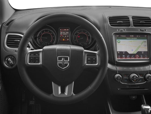2016 Dodge Journey >> 2016 Dodge Journey Crossroad