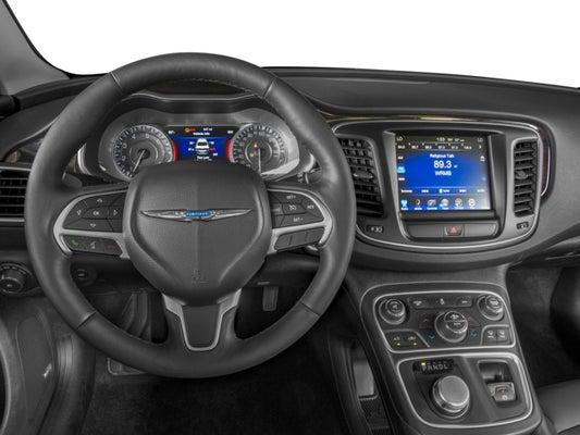 2017 Chrysler 200 Touring In Evansville Expressway Mitsubishi