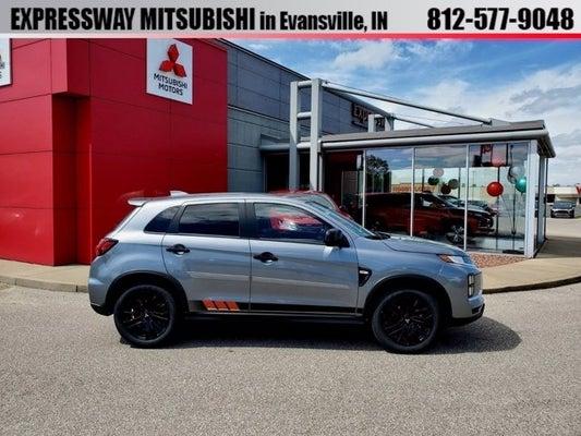 2020 Mitsubishi Outlander Sport Black Edition 2 0 In Evansville
